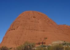 艾尔斯岩风景图片