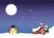 雪人之家图片