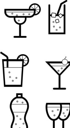 韩国矢量小图标/小物件9