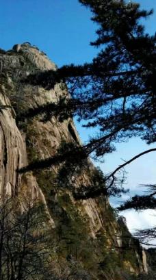 黄山 风景阳光图片