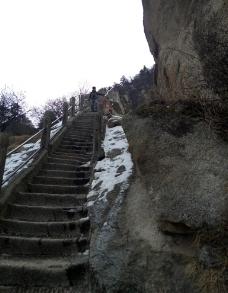 西安华山图片