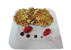 格子Q饼图片