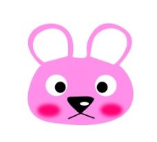幼稚兔子图片