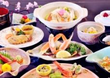 唯美粤菜海鲜图片