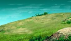 动画背景分层图片