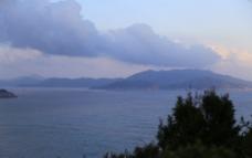 海天一色图图片