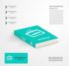 商务销售信息图矢量图图片