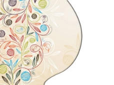 个性创意特色涂鸦艺术ppt模板.