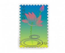 邮票设计图片