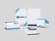 國外企業Vi設計模板素材