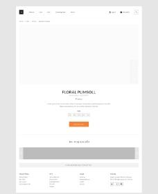 网页UI设计图片