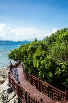 蜈支洲岛风光图片