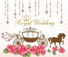 婚礼马车图片